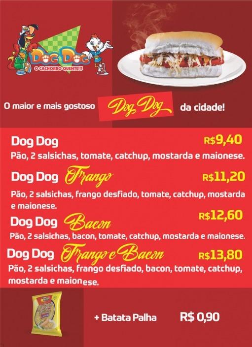Dog Dog Picwich