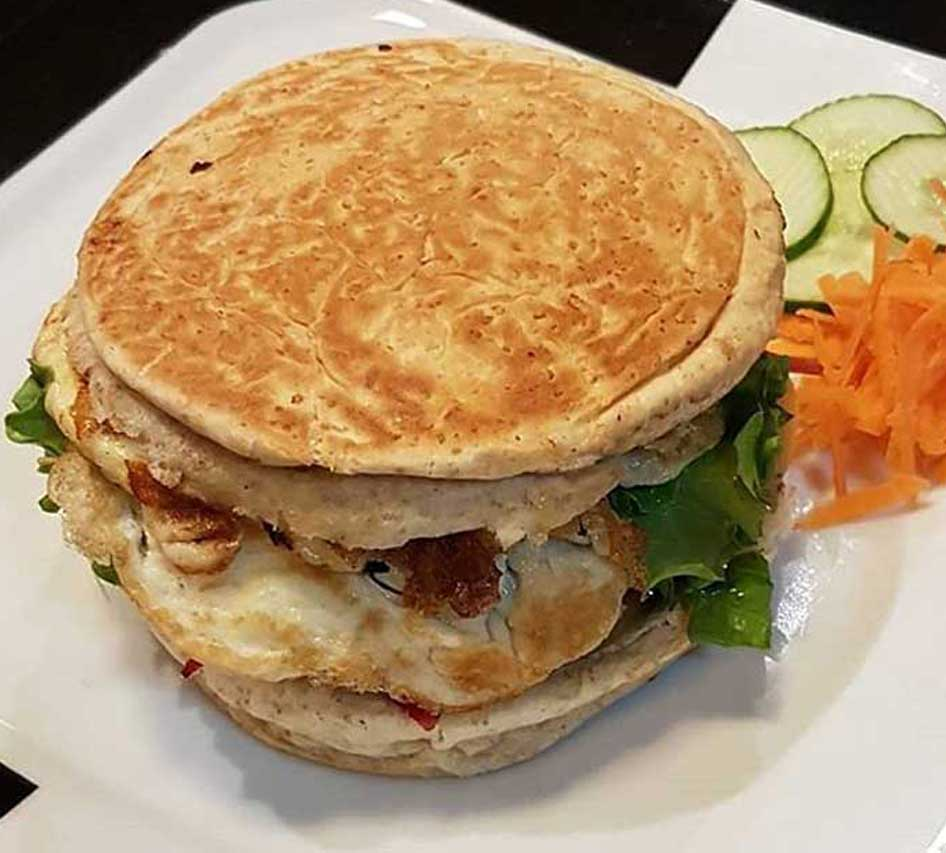 Sandwich Vegetariano PicWich